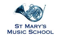 St Marys music school logo